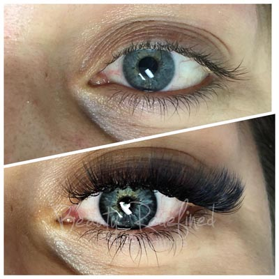 Beauty Redefined Lash Extensions